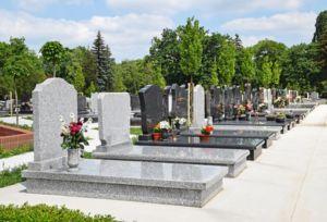 Les monuments funéraires